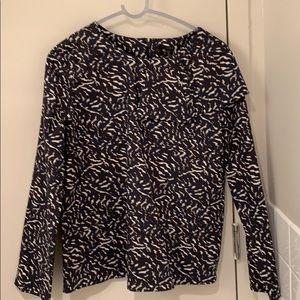 NWT COS long sleeve blouse!